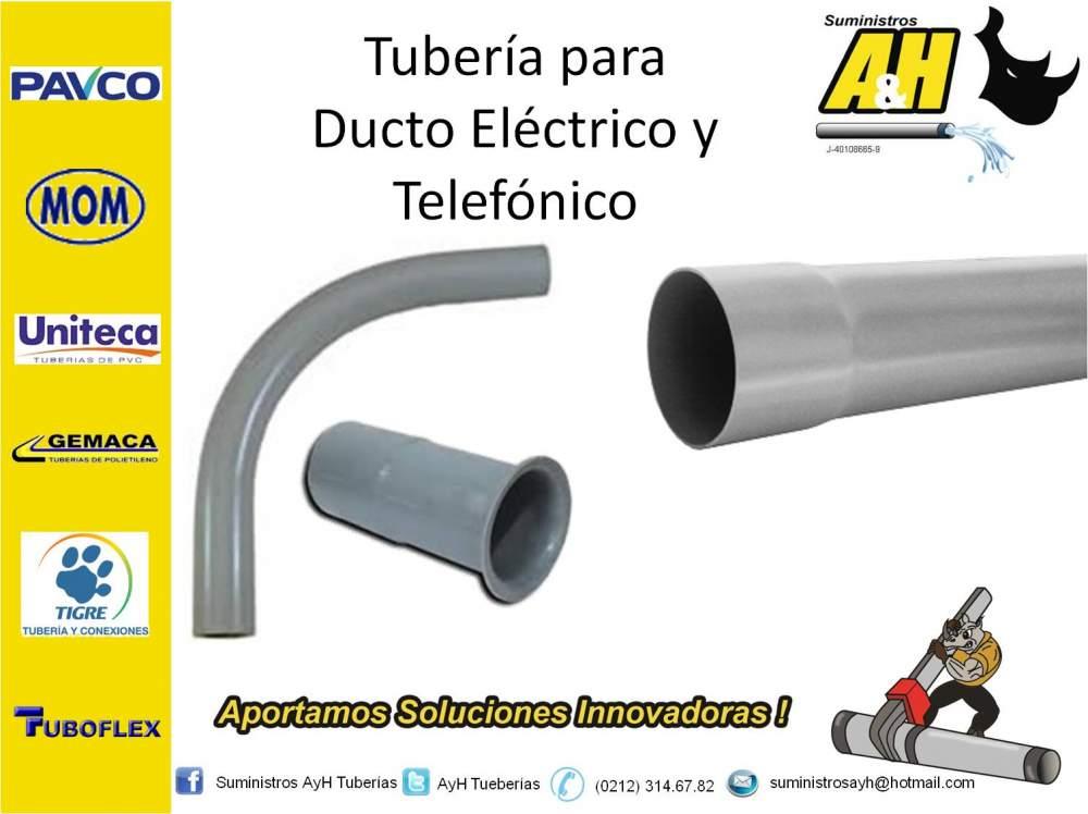 Comprar Tuberia Norma EDC en PVC PAVCO UNITECA