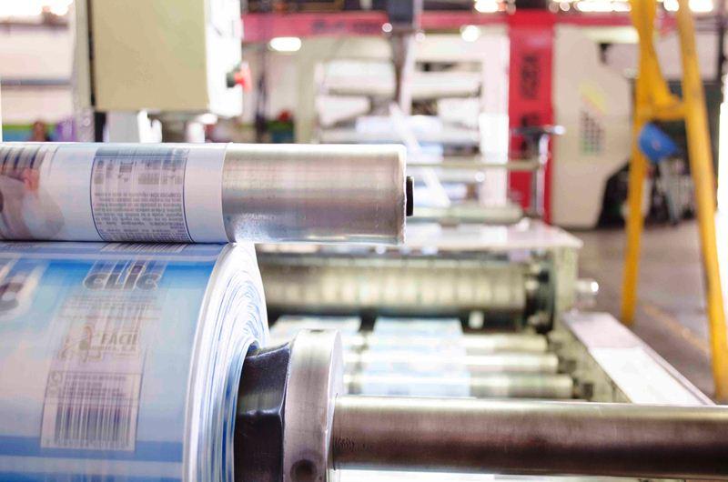 Comprar Servicios de impresión de bobinas de Polietileno y Polipropileno.