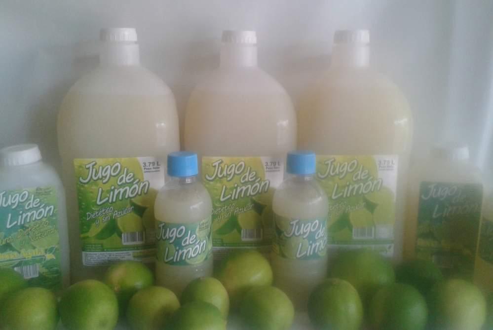Comprar Jugo de Limon Doña Agata