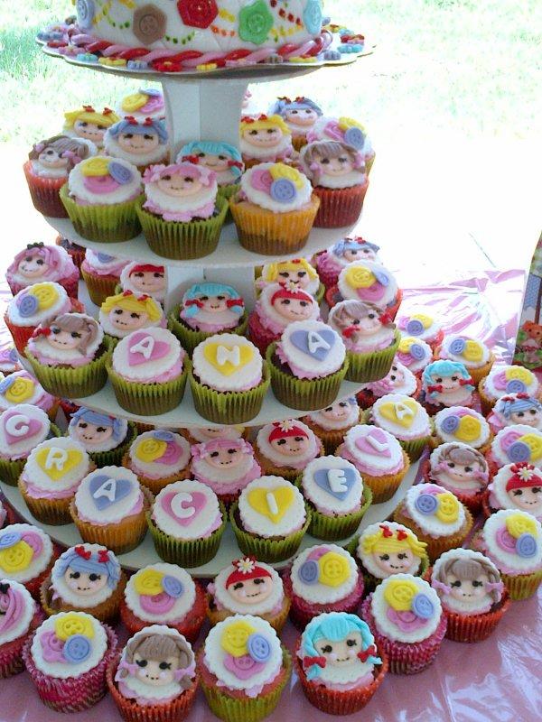 Comprar Torres de cupcakes