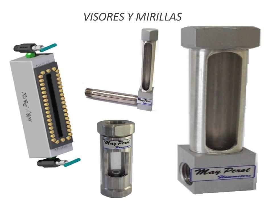 Comprar VISORES MIRILLAS VALVULAS DE NIVEL PARA TANQUES