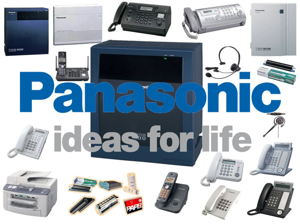 Comprar CENTRALES, TELEFONICAS, PANASONIC, CAMARAS DE SEGURIDAD, E INTERCOMUNICADORES,