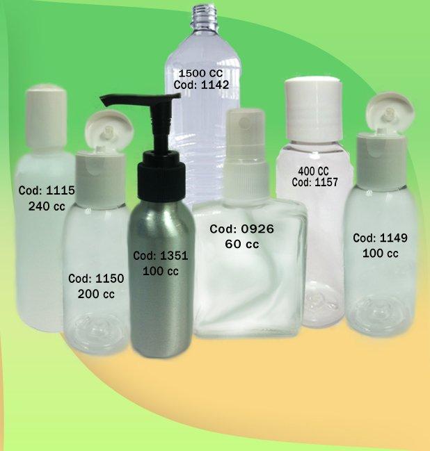Comprar ENVASES PLASTICOS