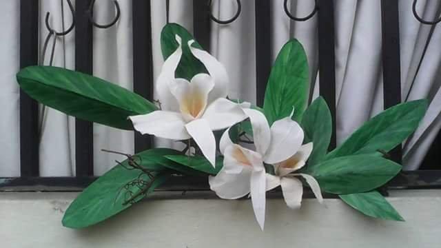 Comprar Flores de Papel y Tejidos Puntodulce