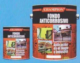 Comprar FONDO ANTICORROSIVO AL MAYOR
