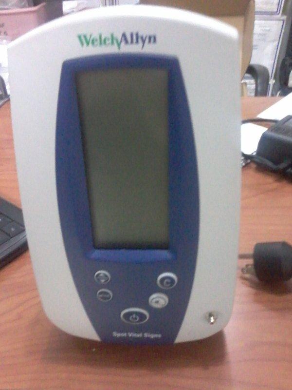 Comprar Monitor de Signos Vitales Welchallyn modelo Spot
