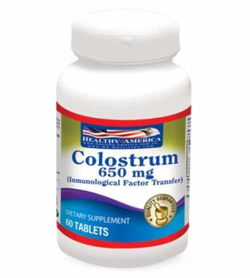 Comprar Colostrum de healthy america