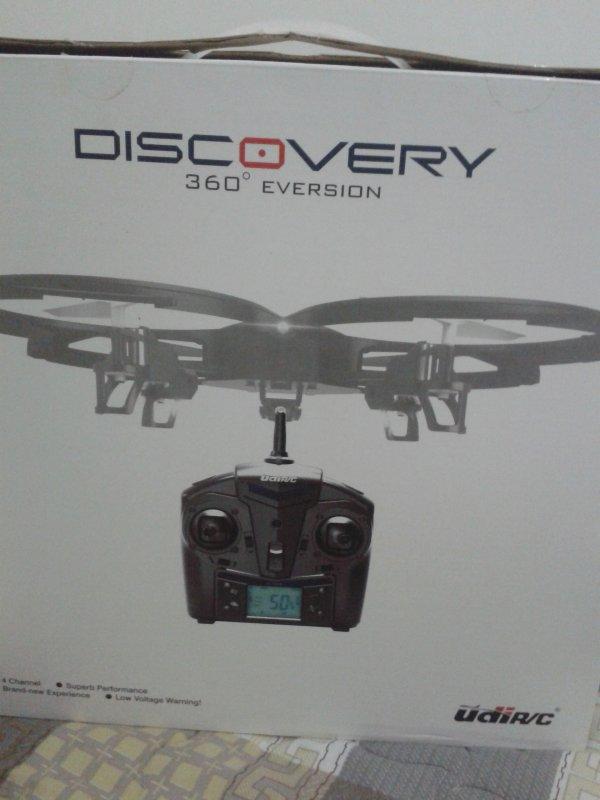 Comprar Drone UDI HD
