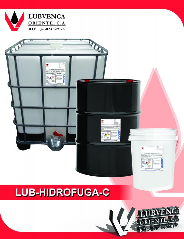 Comprar LUB-HIDROFUGA-C