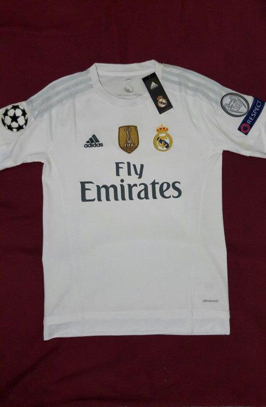 Comprar Camiseta Oficial Local 2016 del Real Madrid
