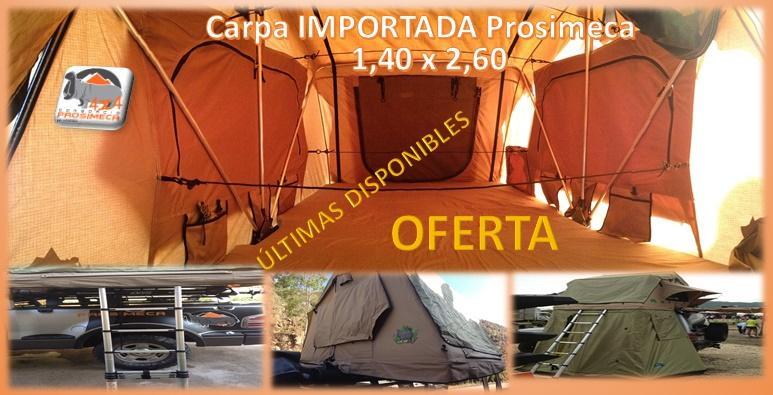 Comprar CARPA DE TECHO IMPORTADA PROSIMECA