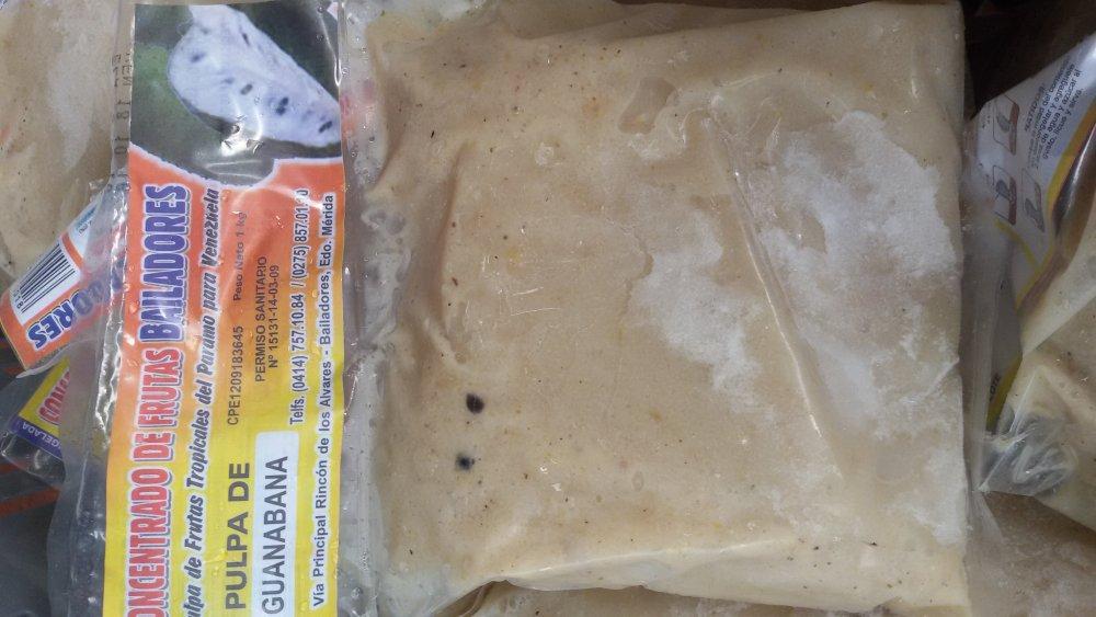 Comprar Concentrado de pulpa de frutas