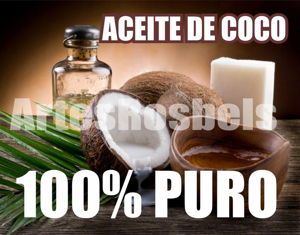 Comprar ACEITE DE COCO USO COSMÉTICO O MEDICINAL