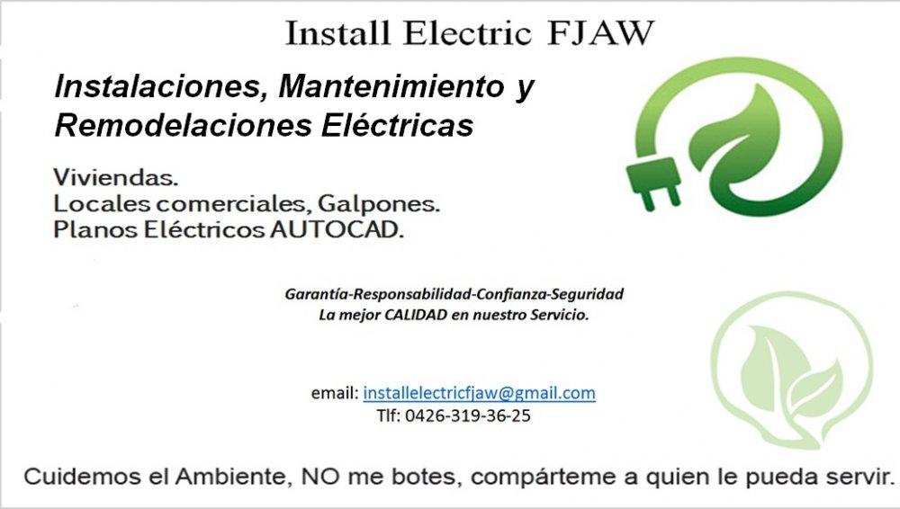 Comprar Install Electric
