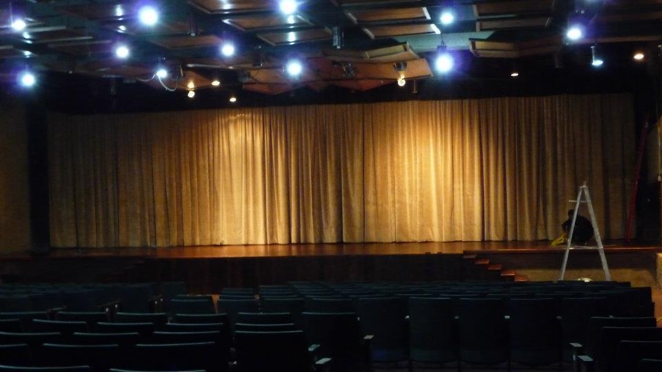 Comprar Cortinajes para Teatros, mecanica teatral, cortinas y persianas