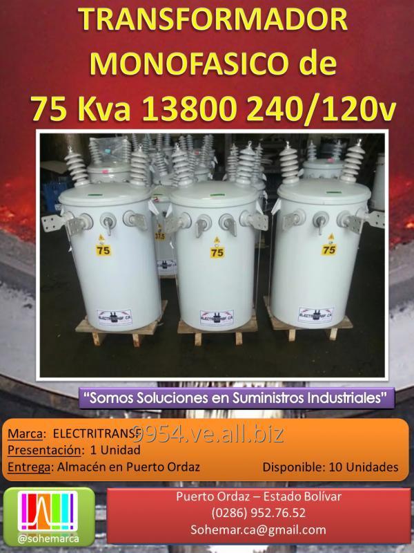 Comprar Transformador Monofasico en Aceite de 50 KVA