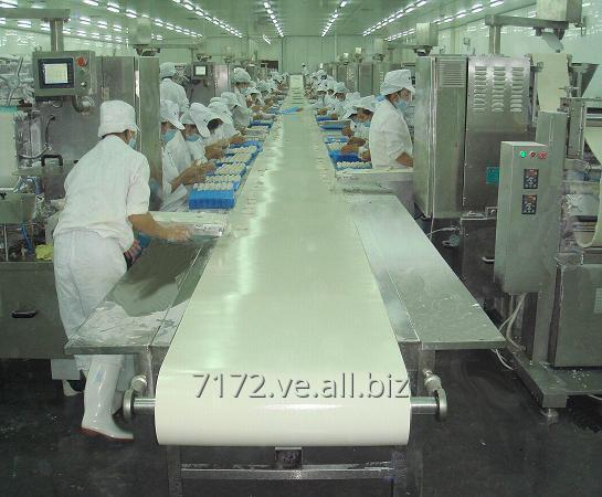 Comprar Bandas Transportadoras de Poliuretanos (PU) para Panaderías, Panificadoras, Galleteras y afines.......