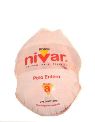 Comprar Pollo entero