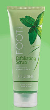 Comprar Foot Exfoliating Scrub with glycolic acid and natural extracts