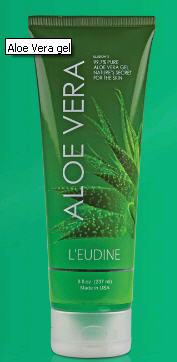 Comprar Aloe Vera Gel with aloe barbadensis