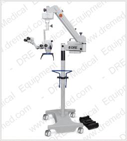 Comprar Microscopio Quirúrgico Automático de fibra óptica DRE Om2100