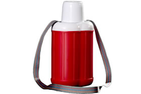 Comprar Termos PTE-TE01 Cantimplora Decocar de 1 Litro Rojo