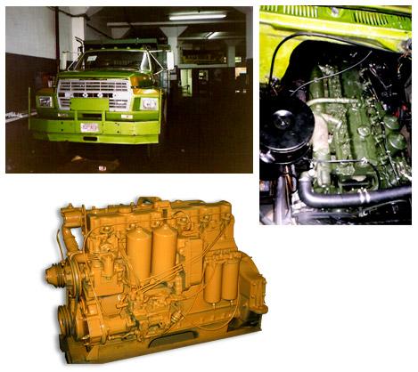Compro Motores Diesel