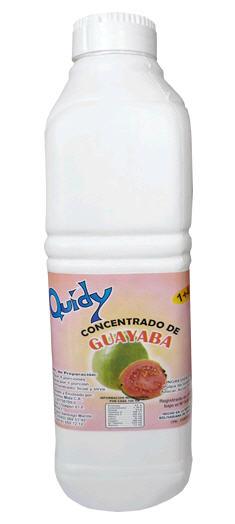 Comprar Concentrado de Guayaba