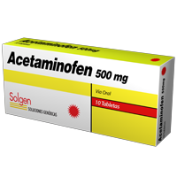 ACETAMINOFEN SOLGEN