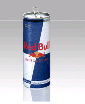 Compro Red Bull