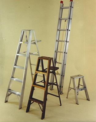Compro Escalera de Aluminio