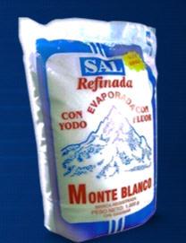Comprar Sal Monte Blanco