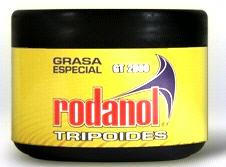 Comprar Rodanol GT 2000 Grasa Lubricante Para Tripoides y Crucetas