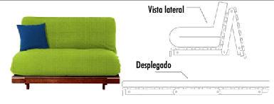 Comprar Sofa-Cama Icako