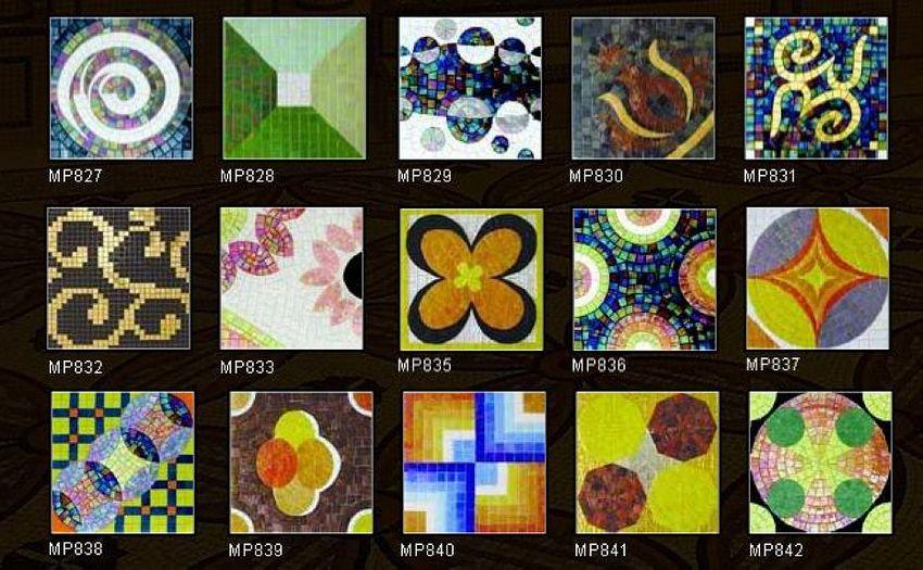Comprar Mosaicos de Vidrio