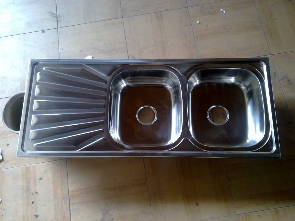 Comprar Fregaderos de acero inoxidable