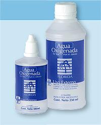 Comprar Agua Oxigenada