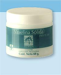 Comprar Vaselina Sólida