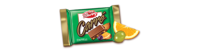 Carré Frutas y Nueces