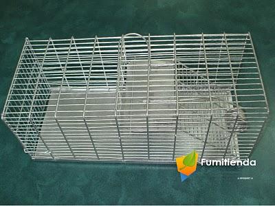 Comprar Trampa Jaula para Ratas de Captura Múltiple