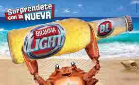 Cerveza Light, botella retornable de 330 ml