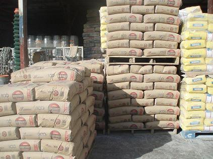 Comprar Cemento empacado t1 42,5 kg