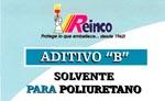 Comprar Solvente para poliuretanos Aditivo B