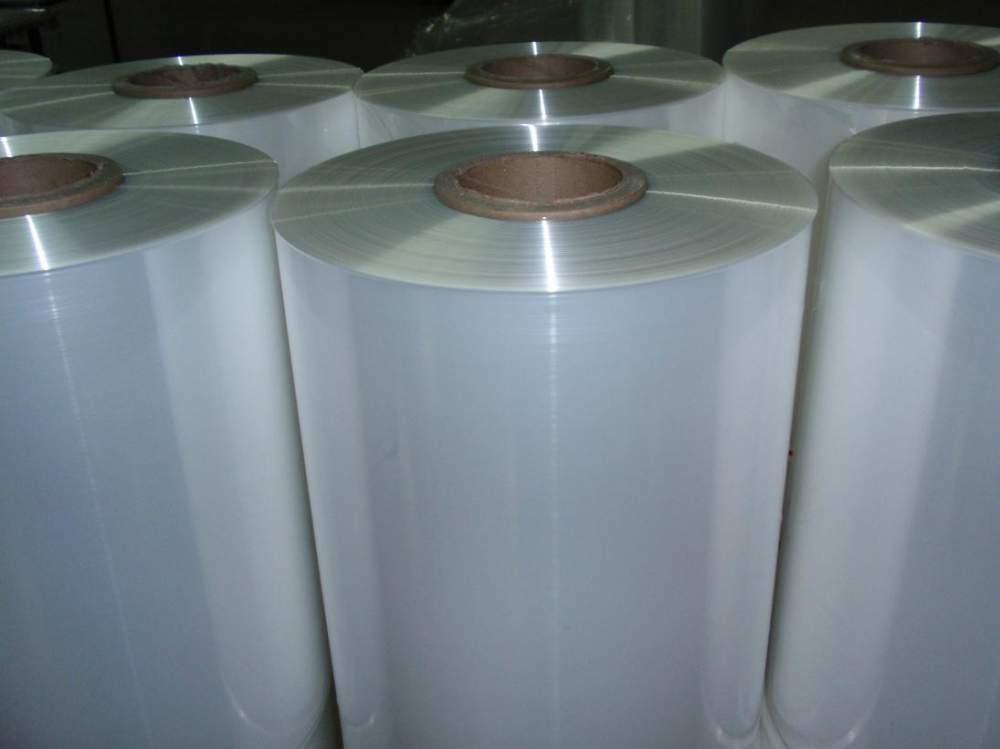 Comprar Película plana de polipropileno transparente