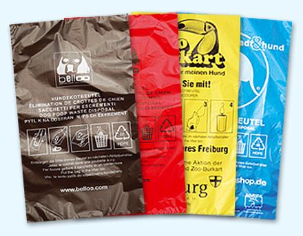 Comprar Paquetes polietileno al logo