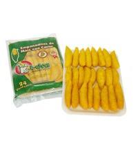 Comprar Productos de cocción rápida, Empanaditas de Maiz con Carne