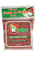 Comprar Pulpa de Coctel de Frutas