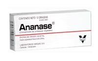Compro Analgésicos, Ananase