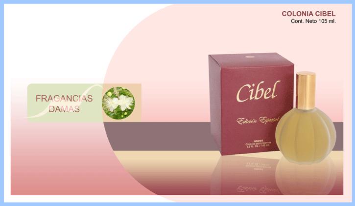 Perfume, Colonia Cibel
