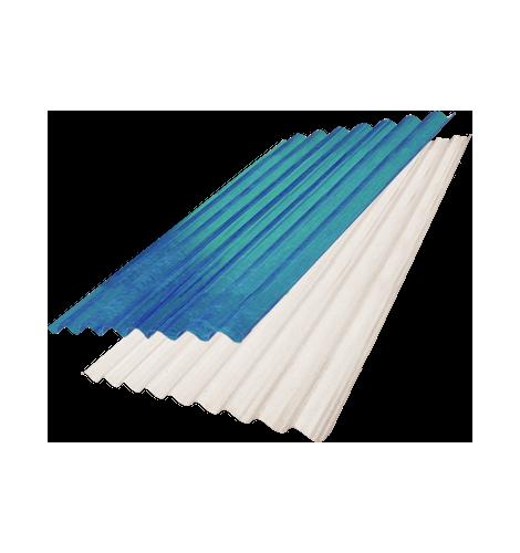 Comprar Materiales para techos de plástico, Láminas onduladas